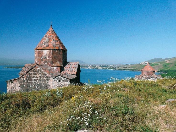 Putování pod Kavkazem a Araratem