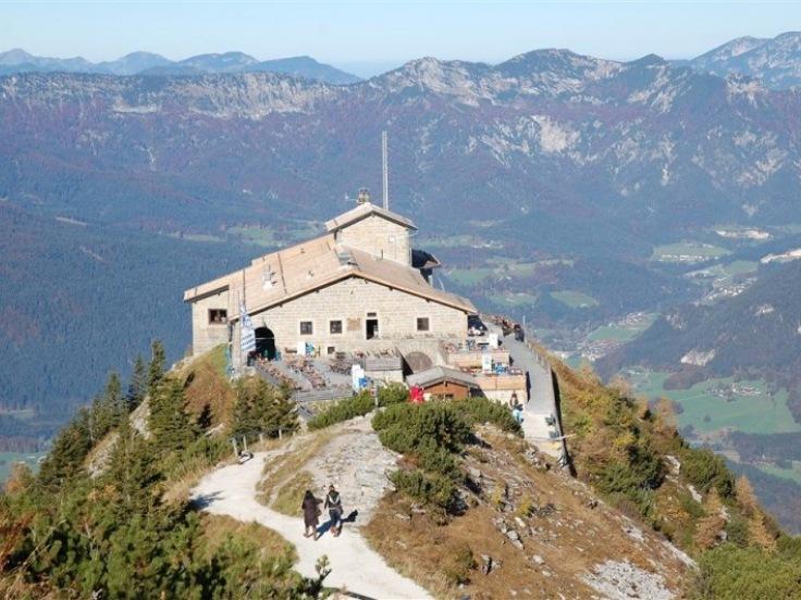 Berchtesgadenské Alpy s návštěvou Mnichova