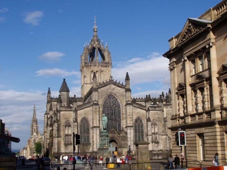 Nejkrásnější místa Skotska
