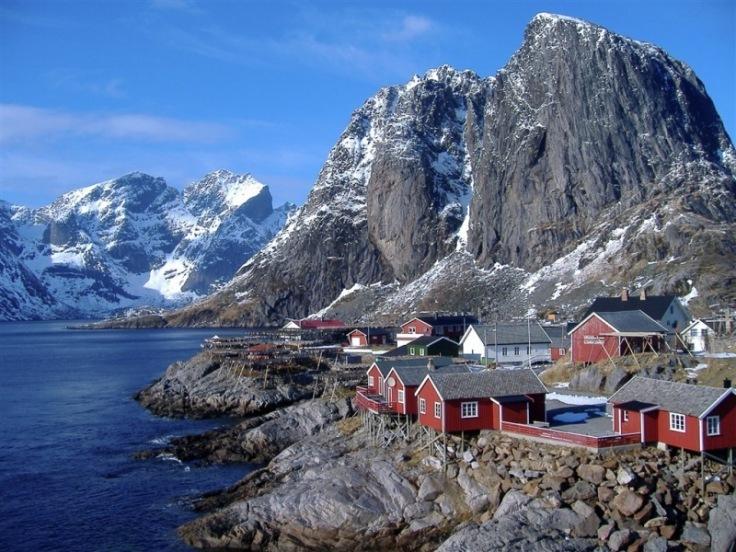 Lofoty - velká cesta na sever