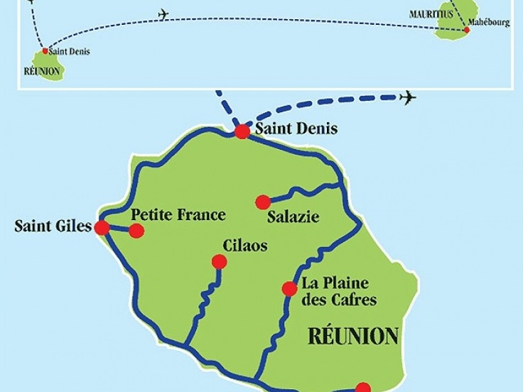 Réunion - Mauritius - Lux Grand Gaube