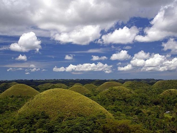 Krásy Jižních Filipín