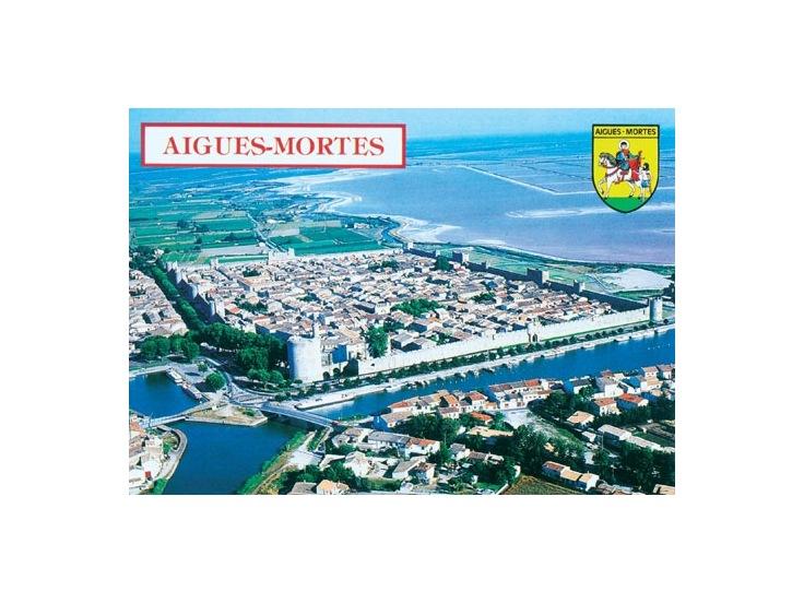 Francie -Aigues Mortes