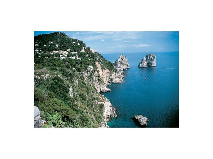 Itálie, Neapolský záliv
