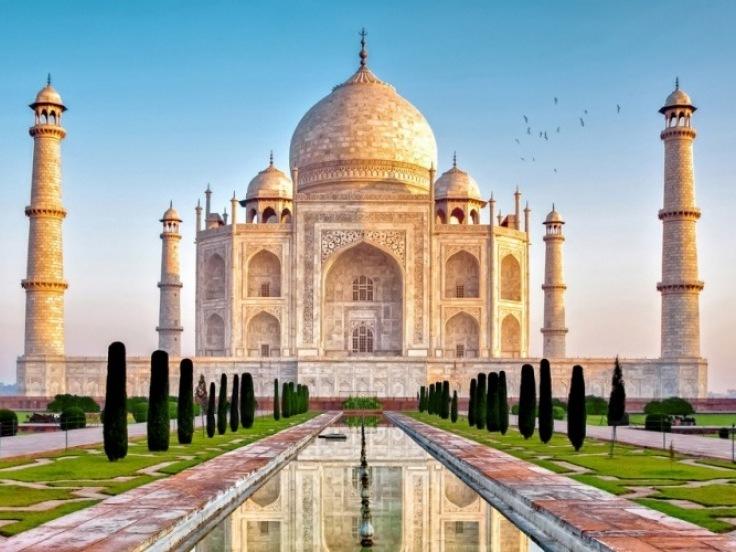 Zlatý indický trojúhelník