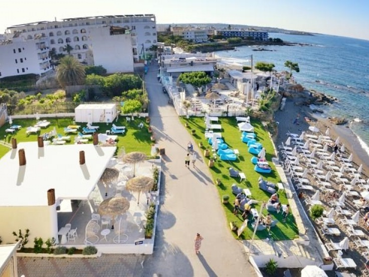 Golden Beach Adelianos Kampos