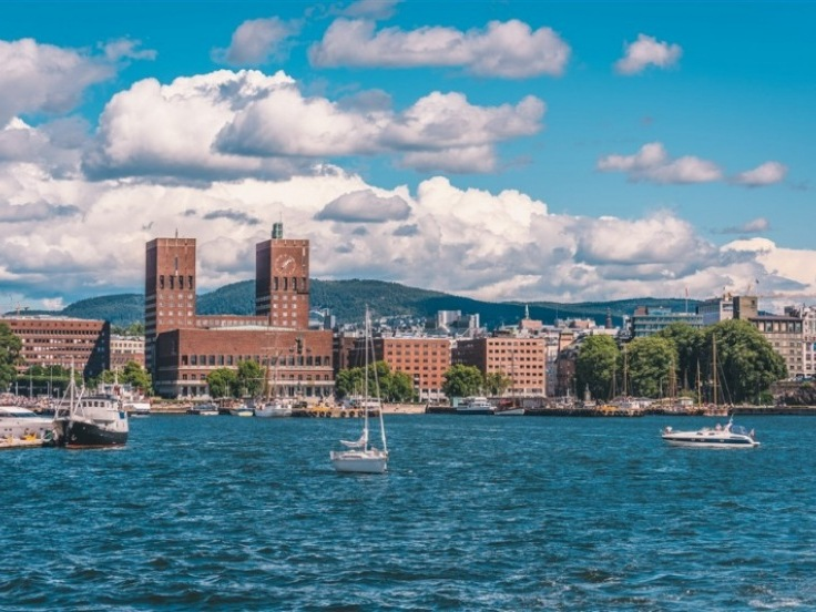 Z Trondheimu za vodopady a fjordy Norska