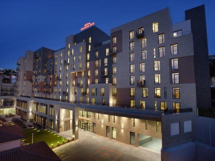 Hilton Garden Inn Golden Horn