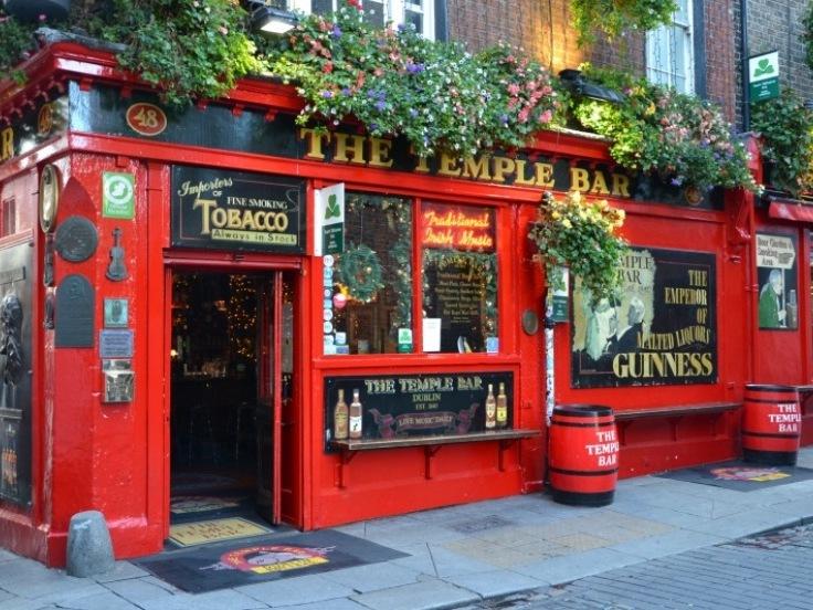 Dublin + Moherské útesy + krajina Burren