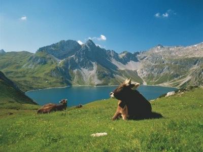 Za krásami Tyrolska a Vorarlberska