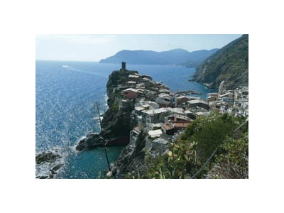 Ligurská riviéra, Cinque Terre a Apuánské Alpy - krátkodobý zájezd