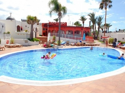 HD Parque Cristóbal Tenerife