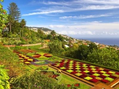 Grand tour Madeirou