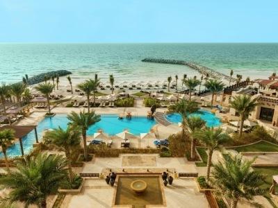 Spojen� Arabsk� Emir�ty - Ajman - Ajman Saray