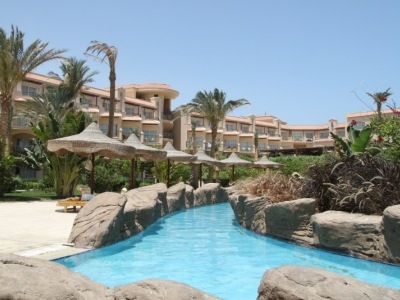 Pyramisa Beach Resort