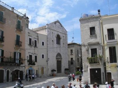 Toulky Kalábrií a Apulií