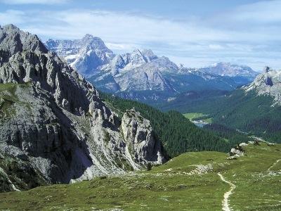 Relaxace v Alpách - Dolomity - Cortina dAmpezzo