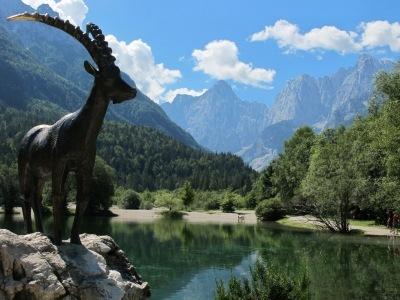 Hory, jezera a soutěsky Korutan a Julské Alpy