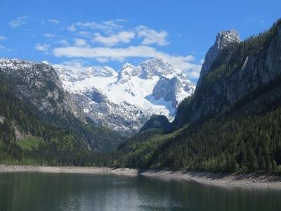 Čarovné pohoří Tennengebirge se zastávkou v Solné komoře