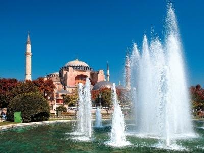 Turecké západní pobřeží - letecky