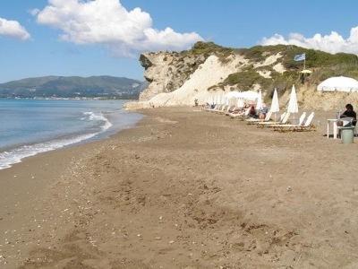 Klelia Beach - Economy
