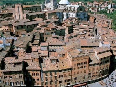 Toskánsko a Lazio