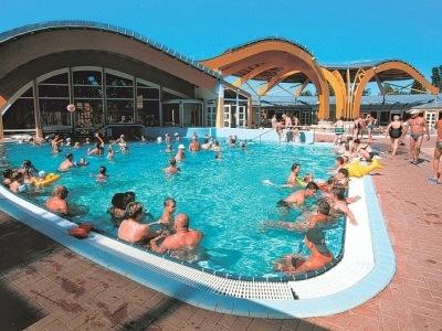 Skvosty Štýrska a Burgenlandska termální lázně Bük