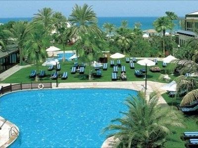 Spojen� Arabsk� Emir�ty - Dubaj - M�sto - Dubai Marine Beach Resort & Spa