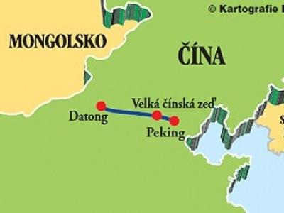 Malý okruh Čínou Datong
