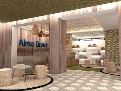Hm Alma Beach