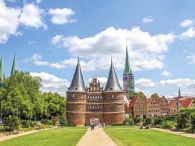 Města a příroda severu Německa