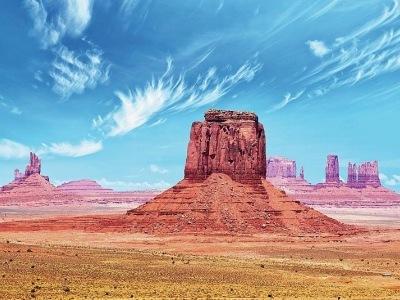 Západ USA