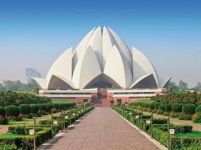 Památky zlatého trojúhelníku a Goa