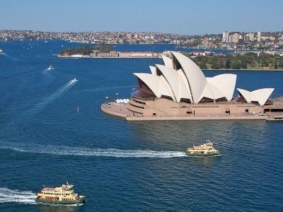 Austrálie: Golden Triangle