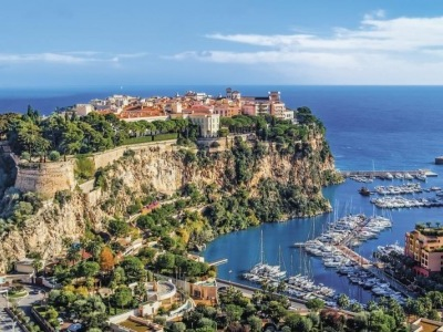 Nice, Cannes, Monako