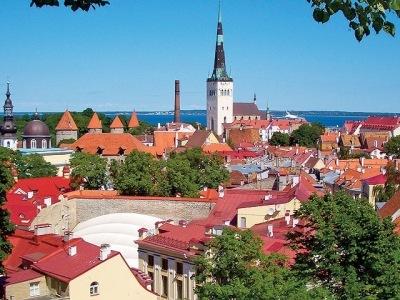 Baltský okruh + Helsinky