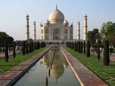 Indie - Zlatý trojúhelník a kraj maharádžů Radžasthán - s vnitřními přelety