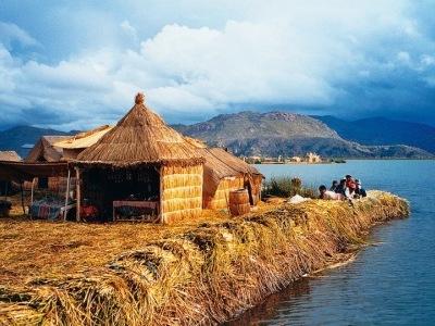 Národní parky Peru, Bolívie a Chile s lehkou turistikou