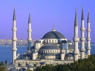 Turecko - velký okruh - letecky