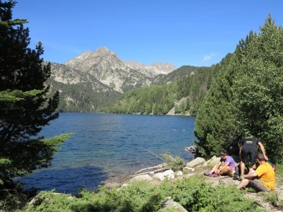 Úchvatné národní parky španělských Pyrenejí