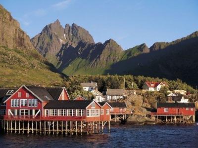 Velký okruh Skandinávií