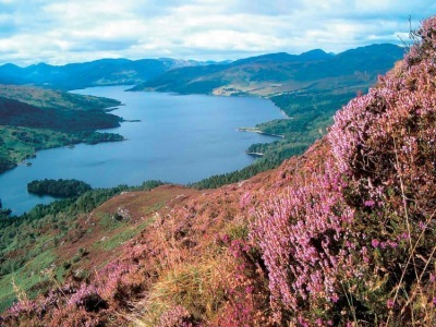 Velký okruh Skotskem s návštěvou ostrova Skye