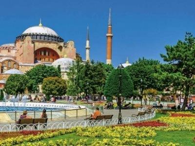 Turecko - chuť orientu