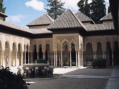 Alhamera - LVÍ DVŮR