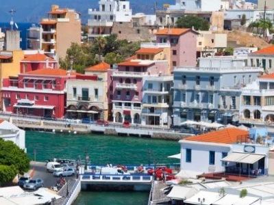 Kréta a Santorini - egejské perly