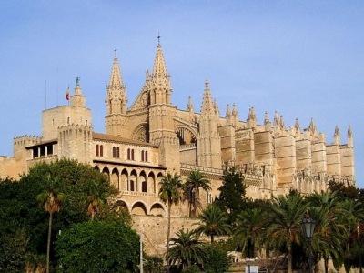 Mallorca - katedrála