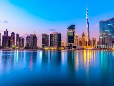 Prodloužený víkend ¨v Dubaji