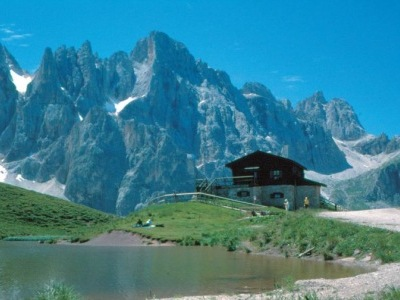 Srdce Dolomit - Marmolada, Sella Ronda, Latemar