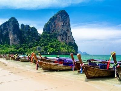 Za nejkrásnějšími památkami s plážemi Thajska