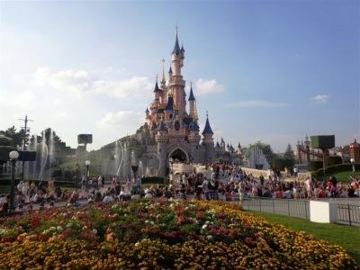Paříž a Disneyland autobusem
